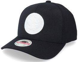 Brooklyn Nets Duotone Black Adjustable - Mitchell & Ness