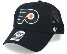 Philadelphia Flyers Branson Mvp Black/White Trucker - 47 Brand