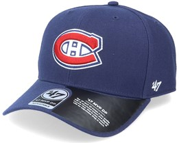 Montreal Canadiens Cold Zone Mvp DP Light Navy Adjustable - 47 Brand