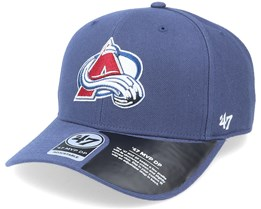 Colorado Avalanche Cold Zone Mvp DP Timber Blue Adjustable - 47 Brand