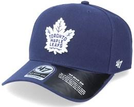 Toronto Maple Leafs Cold Zone Mvp DP Light Navy/White Adjustable - 47 Brand