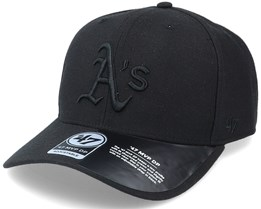 Oakland Athletics Cold Zone Mvp DP Black Adjustable - 47 Brand