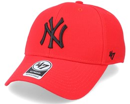 New York Yankees Mvp Torch Red/Black Adjustable - 47 Brand