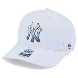 FLAGSHIP New York Yankees mako 47 Brand Trucker Cap