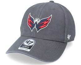 Washington Capitals Legend Mvp Charcoal Adjustable - 47 Brand