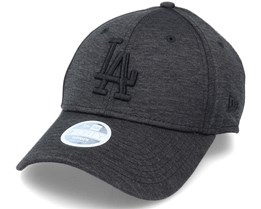 Los Angeles Dodgers Womens Tonal 9Forty Black/Black Adjustable - New Era