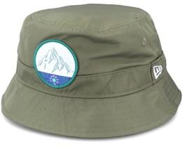None Outdoors Bucket Explorer Olive Bucket - New Era