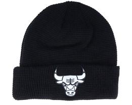 Chicago Bulls NBA Team Cuff Knit Black Cuff - New Era