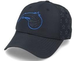 Orlando Magic Nylon 9Forty Black/Blue Adjustable - New Era