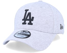 Los Angeles Dodgers Jersey Essential 9Forty Heather Gray Adjustable - New Era