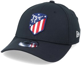Atlético Madrid Rear Wordmark 39Thirty Black/White Flexfit - New Era