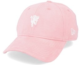 Manchester United Terry Cloth 9Forty Pink Adjustable - New Era