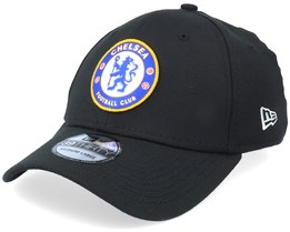 Chelsea Rear Wordmark 39Thirty Black/White Flexfit - New Era