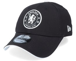 Chelsea Basic Logo 9Forty Black/White Adjustable - New Era