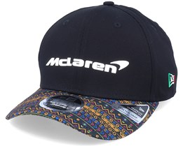 McLaren Special Edition Mexico 9Fifty Stretch Snap Black Adjustable - New Era