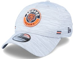 Chicago Bears NFL 20 On Field Road 39Thirty Grey Flexfit - New Era