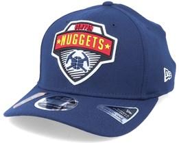Denver Nuggets NBA 20 Tip Off 9Fifty Navy Adjustable - New Era