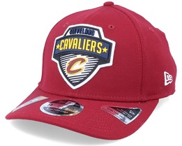 Cleveland Cavaliers NBA 20 Tip Off 9Fifty Red Adjustable - New Era