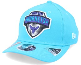 Charlotte Hornets NBA 20 Tip Off 9Fifty Teal Adjustable - New Era