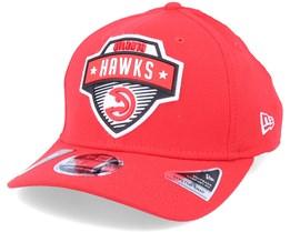 Atlanta Hawks NBA 20 Tip Off 9Fifty Red Adjustable - New Era