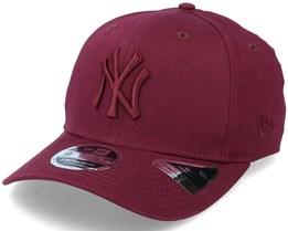 New York Yankees Essential 9Fifty Maroon/Maroon Adjustable - New Era