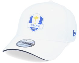 Ryder Cup 39Thirty Europe 2020 White Flexfit - New Era
