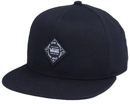 M Core Accessories Black Snapback - Vans