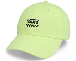 W Core Accessories Sunny Lime Dad Cap - Vans
