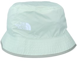 Sun Stash Hat Green Mist Bucket - North Face
