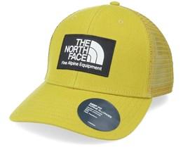 Deep Fit Mudder Matcha Green Trucker - The North Face