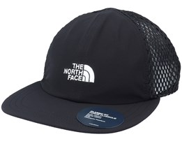 Runner Mesh Cap Black Strapback - The North Face