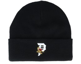Dirty P Scorpion Beanie Black Cuff - Primitive Apparel