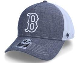 Boston Red Sox Emery Mvp Dt Navy/White Trucker - 47 Brand