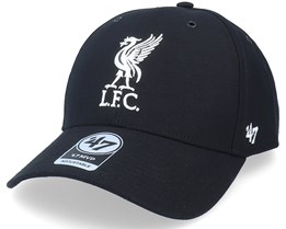 Liverpool FC Aerial Mvp Black Adjustable - 47 Brand