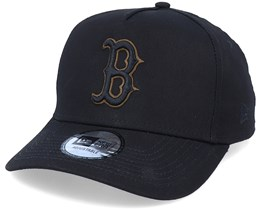 Hatstore Exclusive x Boston Red Sox Bronze Details 940 A-frame - New Era