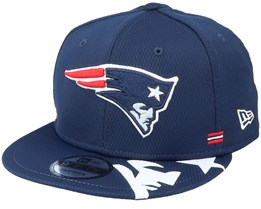 New England Patriots NFL 20 Side Lines Home Em 9Fifty OTC - New Era