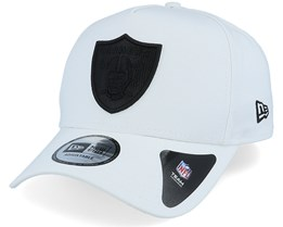 Hatstore Exclusive x Las Vegas Raiders White Inverted A-frame