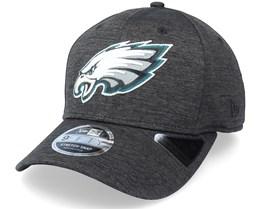 Philadelphia Eagles Total Shadow Tech 9Fifty Black Adjustable - New Era