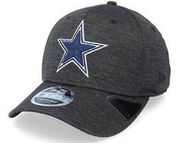 Dallas Cowboys Total Shadow Tech 9Fifty Black Adjustable - New Era