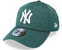New York Yankees Tonal Team Heather Green Adjustable - New Era