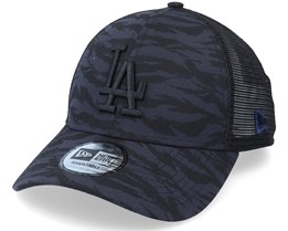 Los Angeles Dodgers Tiger Print Navy 9Forty Trucker - New Era