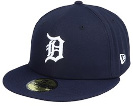 Detroit Tigers Authentic On-Field 59Fifty Navy Fitted - New Era