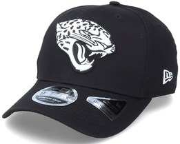 Hatstore Exclusive x Jacksonville Jaguars Essential 9Fifty Stretch Black Adjustable - New Era