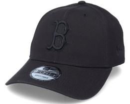 Boston Red Sox League Essential 9Forty Black/Black Adjustable - New Era