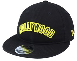 Hollywood Team Heritage 9fifty Black Strapback - New Era