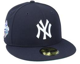 New York Yankees Retro Sports 59Fifty OTC Navy Snapback - New Era