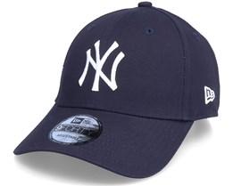 New York Yankees Side Mark 9Forty Navy Adjustable - New Era