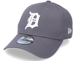 Detroit Tigers League Essential 39Thirty Det Grey/White Flexfit - New Era
