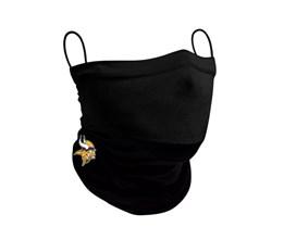 Minnesota Vikings 1-Pack Black Neck Gaiter - New Era