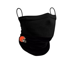 Cleveland Browns 1-Pack Black Neck Gaiter - New Era
